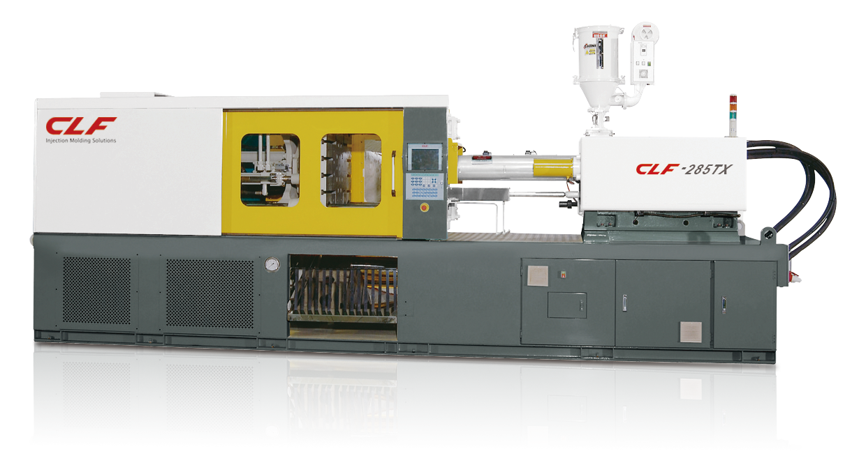 Injection Molding Machine -CHUAN LIH FA MACHINERY