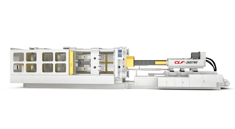 Injection Molding Machine - CHUAN LIH FA MACHINERY- Leading