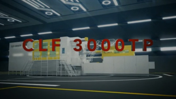 CLF-3000TP Animated film