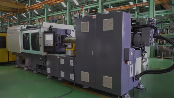 Hybrid Injection Molding Machine - CLF-285AE