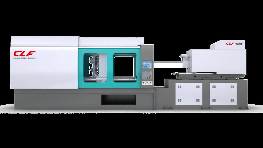 All Electric Molding Machine -CHUAN LIH FA MACHINERY